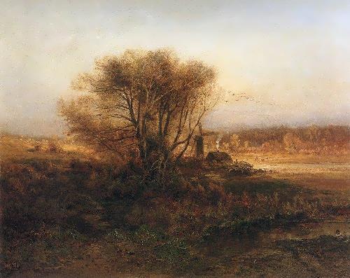 Autumn Alexei Savrasov