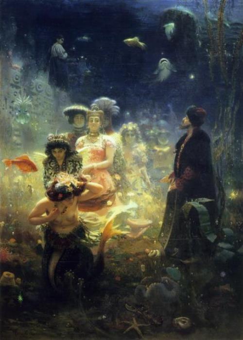 Sadko Ilya Repin