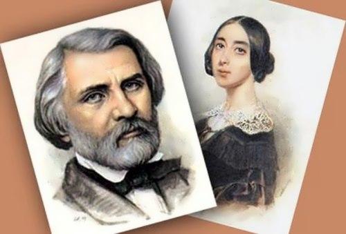 Ivan Turgenev and Pauline Viardot