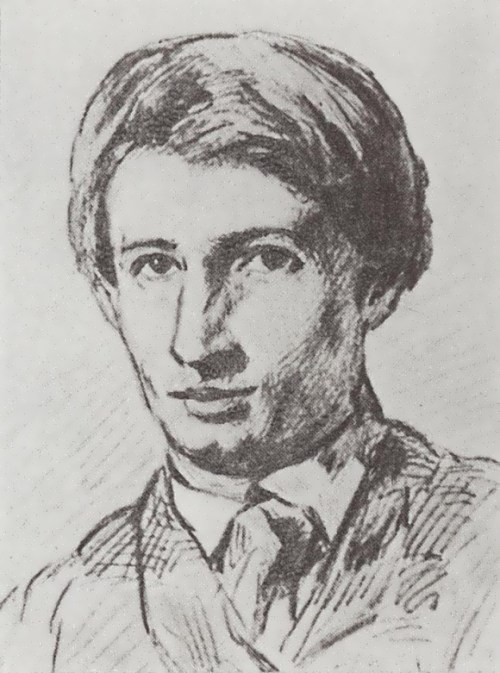 Vasnetsov Self-portrait
