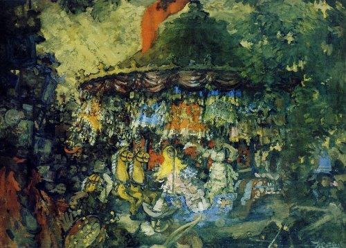 Carousel Nikolai Sapunov