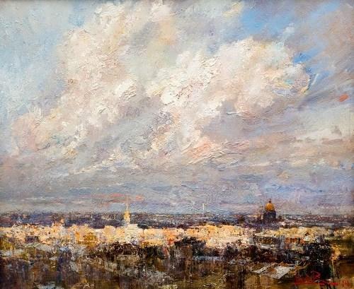 Saint-Petersburg Roman Lyapin