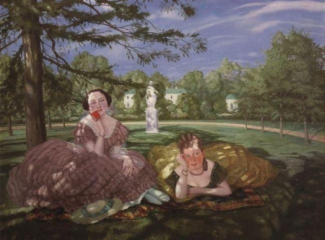 Konstantin Somov – outstanding painter