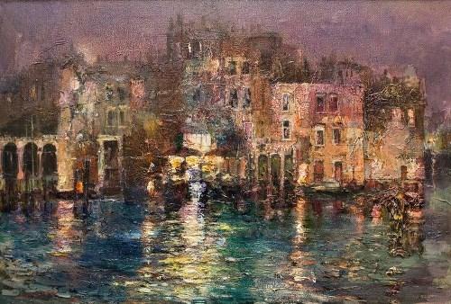 Venice landscape Roman Lyapin