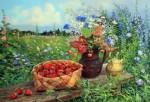 Old Russia by Vladimir Zhdanov