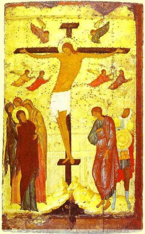 Crucifixion Dionysius
