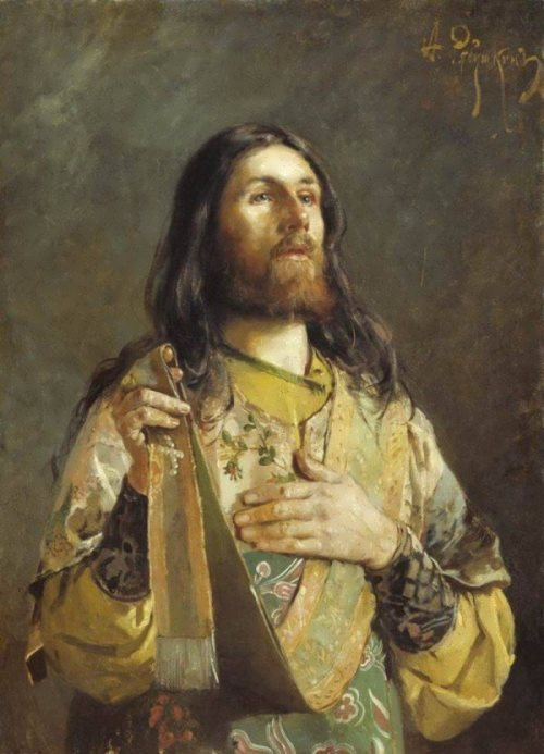 Deacon Andrei Ryabushkin