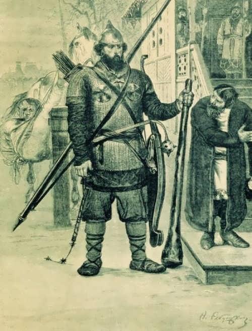 Ilya Muromets Andrei Ryabushkin