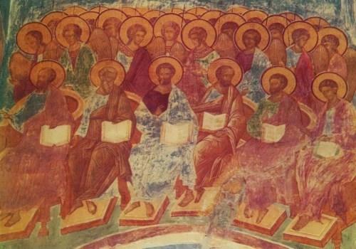 The Last Judgment Dionysius
