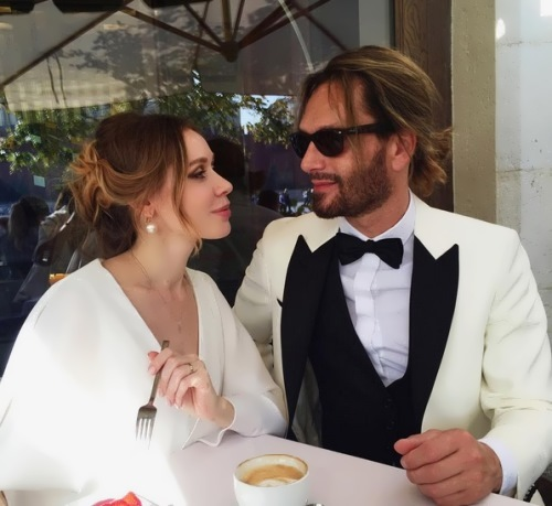 Tomas N'evergreen and Valeria Zhidkova