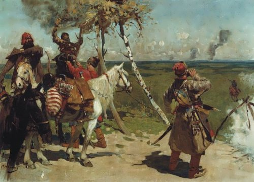 On the border of the Moscow State Sergey Ivanov