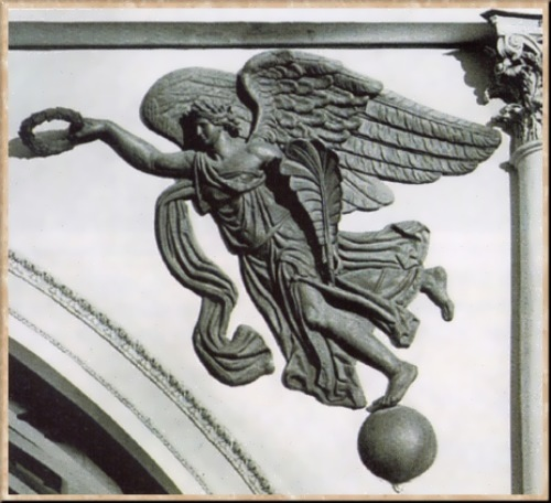 Glory Bas-relief Stepan Pimenov