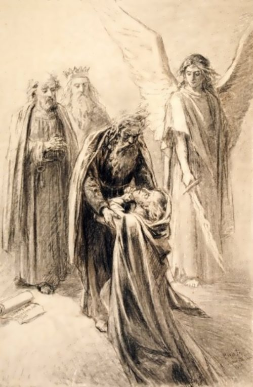 Penitent Nikolai Ghe