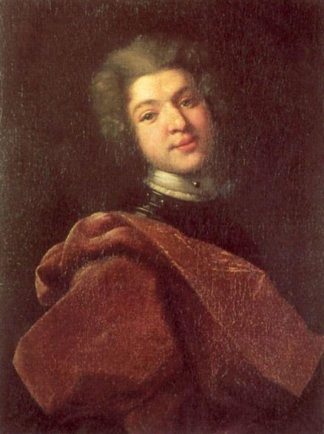 Baron Sergei Grigorievich Stroganov, 1726