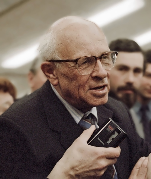 Andrei Sakharov father of the hydrogen bomb