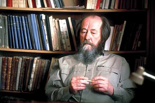 Solzhenitsyn - far-reaching thinker