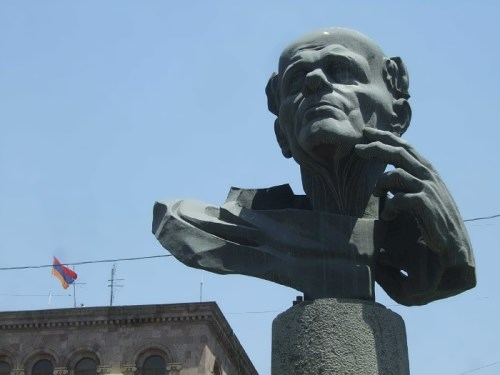 Monument to Sakharov