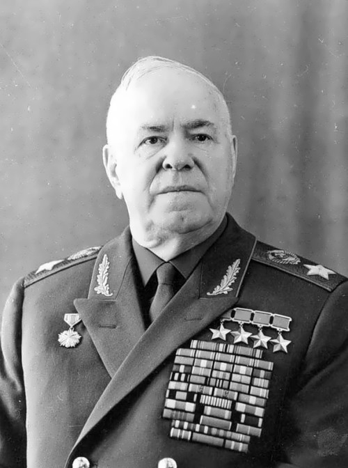 Zhukov - Marshal of the Soviet Union