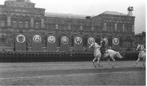 Zhukov - outstanding Soviet military commander