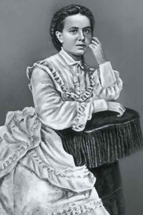 Sofia Kovalevskaya Queen of Mathematics