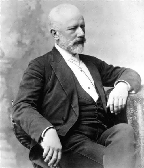 Pyotr Ilyich Tchaikovsky - great Russian composer