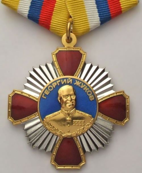The Order of Zhukov