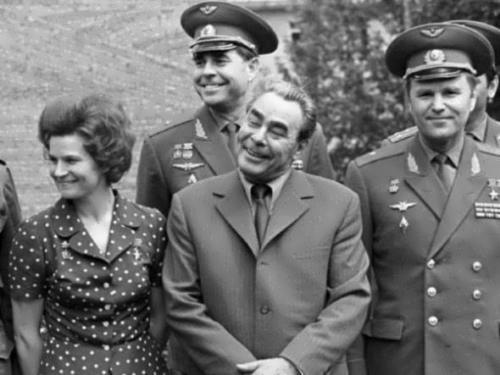 Brezhnev - first secretary of the Communist Party of the Soviet Union
