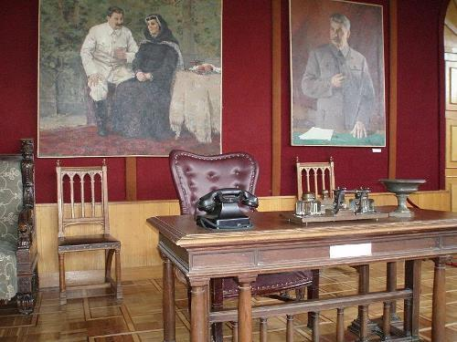 Stalin Museum in Gorki