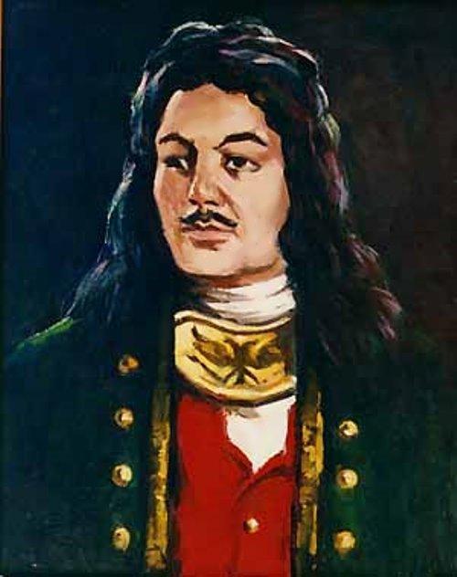 Alexei Chirikov – naval officer and explorer