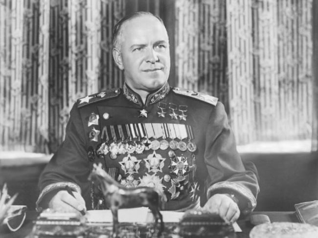 Georgy Zhukov – Russian military commander