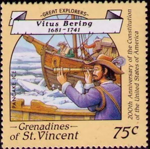 Great Explores Stamp