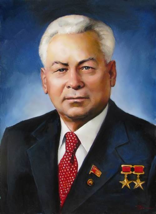 Chernenko - general secretary of the Communist Party