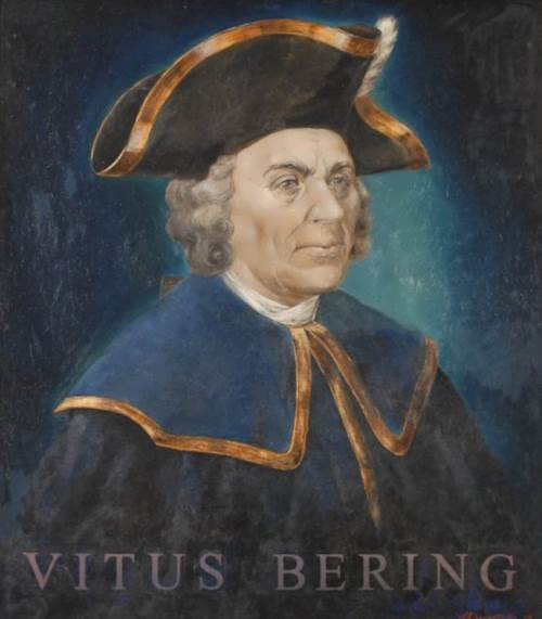 Vitus Jonassen Bering great explorer