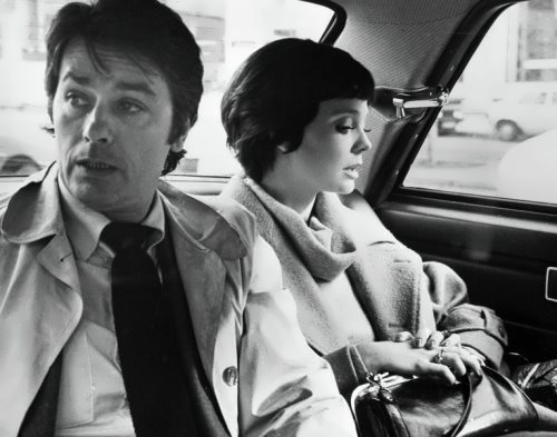 Participation of Alain Delon in the Soviet film caused a stir in France