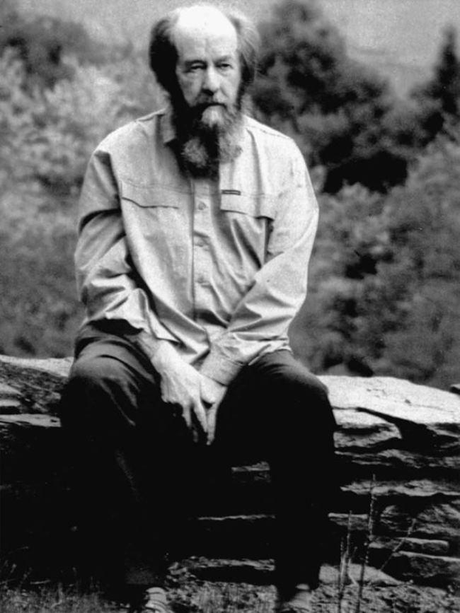 Alexander Solzhenitsyn – far-reaching thinker