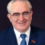 Nikolai Shchelokov - interior minister