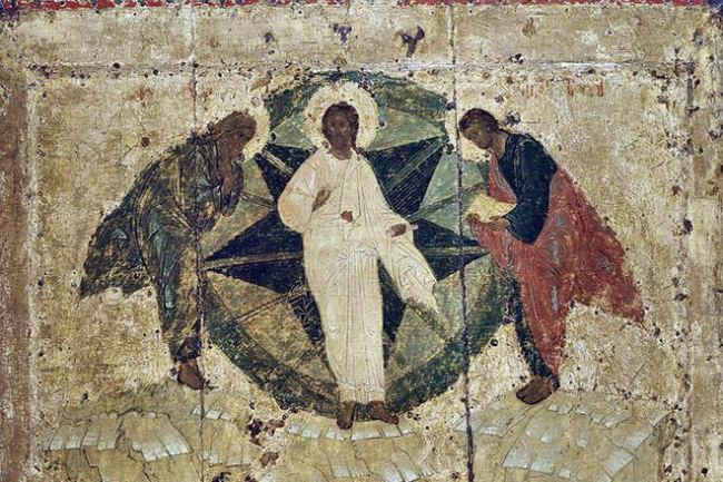 Andrei Rublev – Russian icon painter