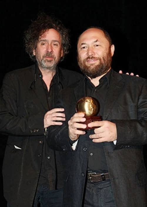 Bekmambetov and Tim Burton