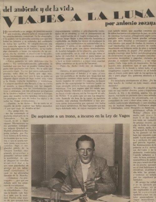 Interview to Saint-Cannes newspaper Boris Skosyrev