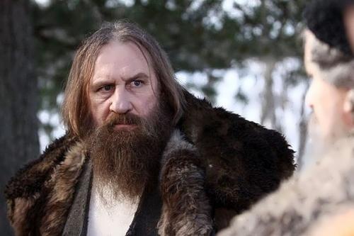 Gerard Depardieu rasputin