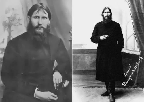 Grigori Rasputin mystic man