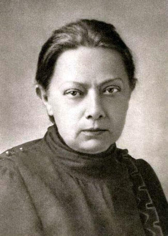 Nadezhda Krupskaya – Soviet educator