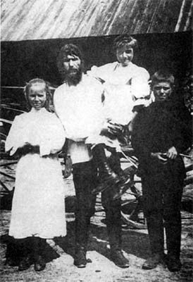 Grigori Rasputin – mystic man