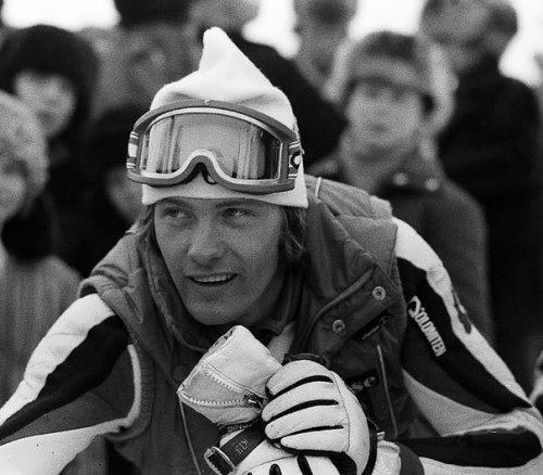 Alexander Zhirov Soviet skier