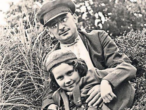 Beria and his son