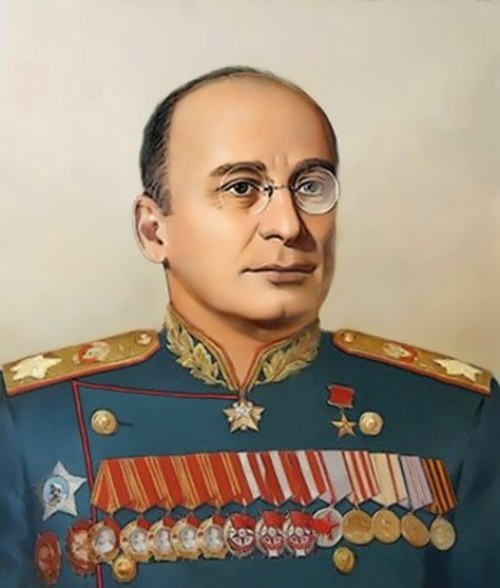 Lavrenti Beria Soviet politician