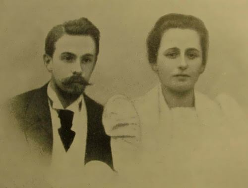 Alexander and Vera Scriabina