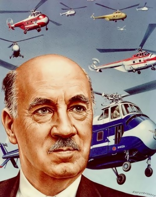 Sikorsky – scientist and inventor