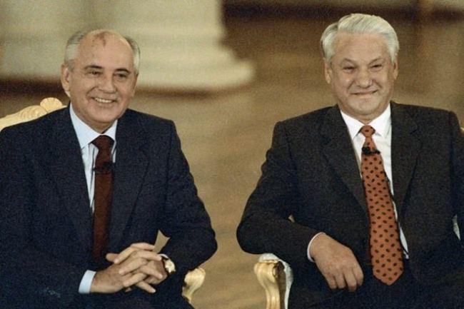 Mikhail Gorbachev – Soviet president