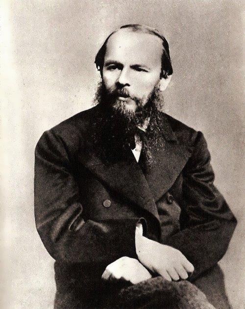 Fyodor Dostoevsky Russian writer